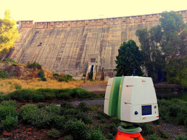 Modernización del aliviadero y torre de toma de la presa de Guadalmellato, t.m. de Adamuz (Córdoba)