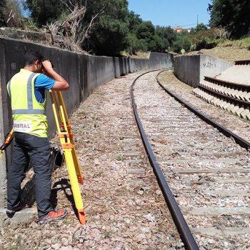 Línea ferroviaria Bobadilla-Algeciras Renovación de vía entre los PP. KK. 131-432