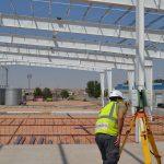 Construcción de Planta de Envasado de Vinos y Bodega de Grupo Baco (DCOOP) Alcazar de San Juan (Ciudad Real)
